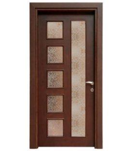 درب داخلي HDF دریس