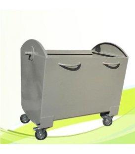 ماشین آلات مکانیزه حمل زباله و مخازن فرهود برزین مدل F.B.207
