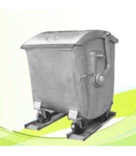 ماشین آلات مکانیزه حمل زباله و مخازن فرهود برزین مدل F.B.208