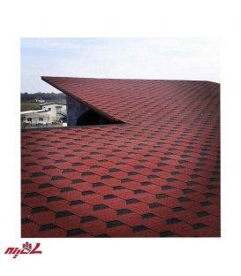 پوشش سقف شینگل (گروه چوب جوان)