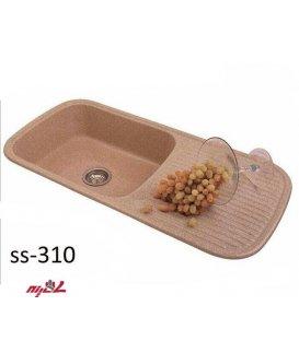 سینک ظرفشویی پارس کورین مدل bano
