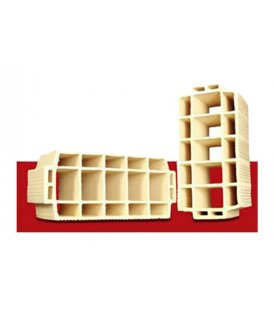بلوک سقفی 20 سانتی متری کیمیا آجر یزد