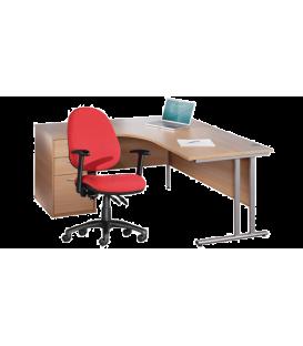 صندلی و میز تحریر