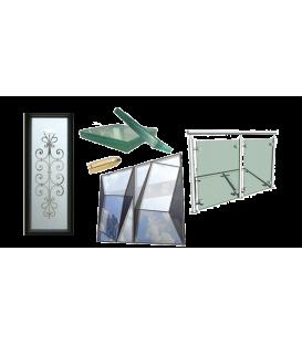 شیشه با کاربرد های خاص