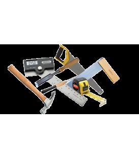 ابزار نجاری و چوب
